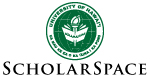 University of Hawai'i ScholarSpace logo