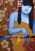 The Contemporary Pacific, vol. 24, no. 1