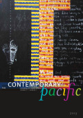 The Contemporary Pacific 27#1, 2015