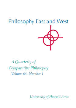Philosophy East & West