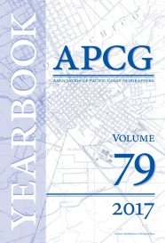 APCG Yearbook 79 cover