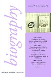 Biography 40-3 C1