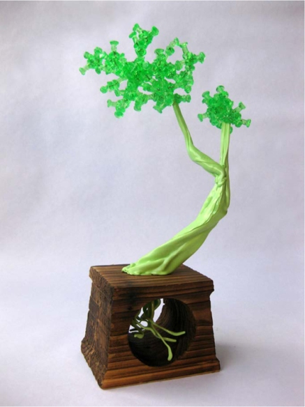 Sculpture by Maika'i Tubbs
