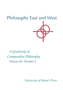 compare and contrast eastern and western philosophy